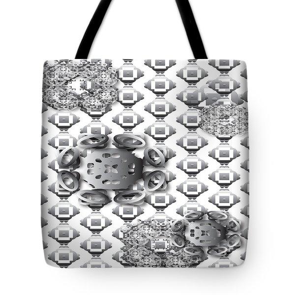 Odyssey Tote Bag by J Riley Johnson