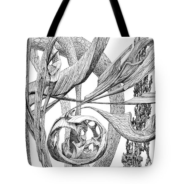 Of Another Plane Tote Bag