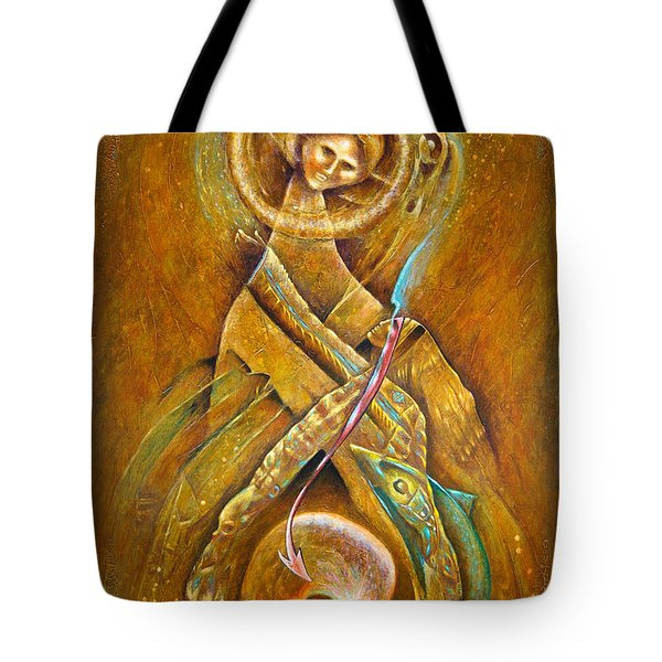 Of Earth And Sky Tote Bag