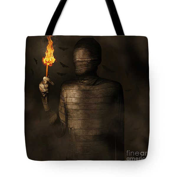 Of Myths And Mysteries Tote Bag