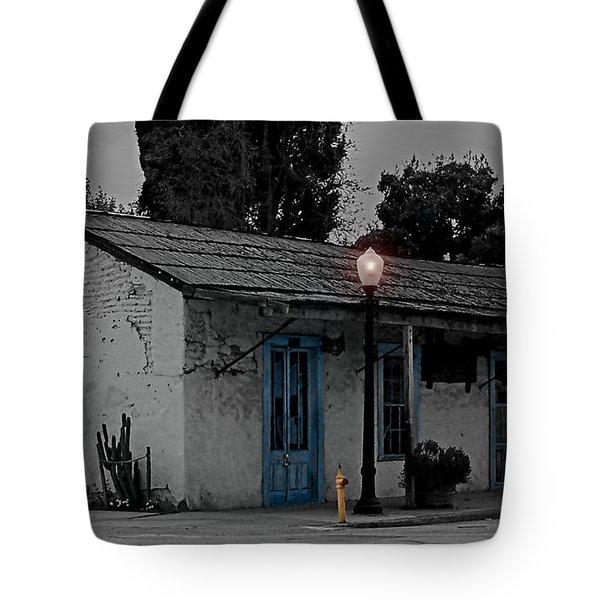 Of Old Tote Bag by Barbara R MacPhail