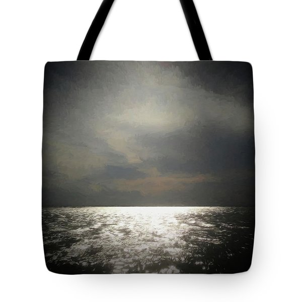 Of Places Far Away Tote Bag by Ernie Echols