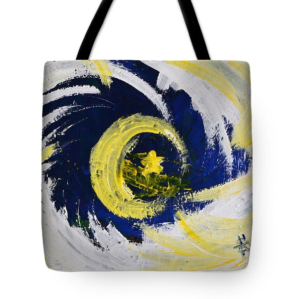 Of Stars And Moons Tote Bag