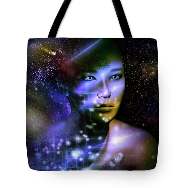 Of The Stars Tote Bag