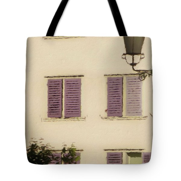 Tote Bag featuring the photograph Of Times Past  by Connie Handscomb