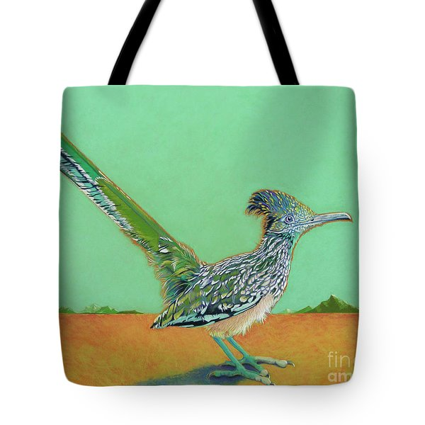 Of Two Minds Tote Bag by Tracy L Teeter