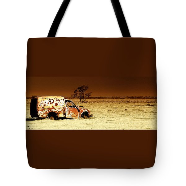 Off Road Tote Bag by Holly Kempe