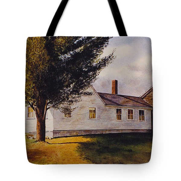 Off Route 131 Tote Bag