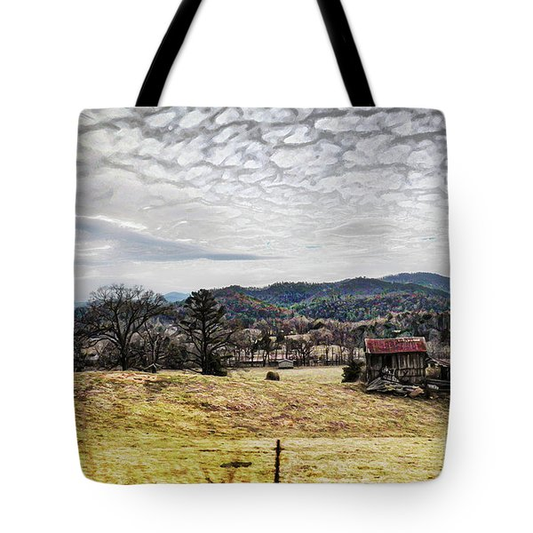 Off The Beaten Path II Tote Bag