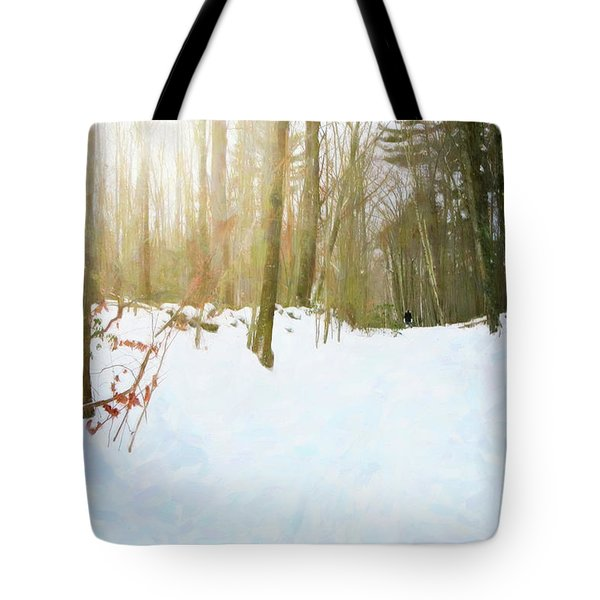 Off The Beaten Path Tote Bag