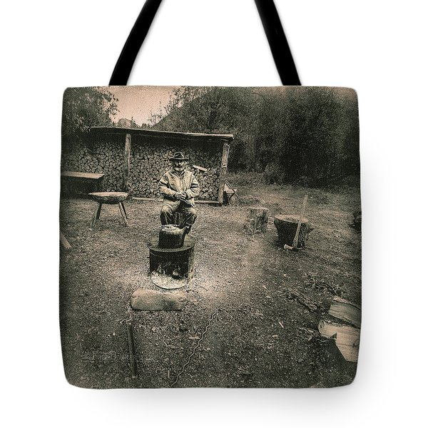 Off The Grid Tote Bag