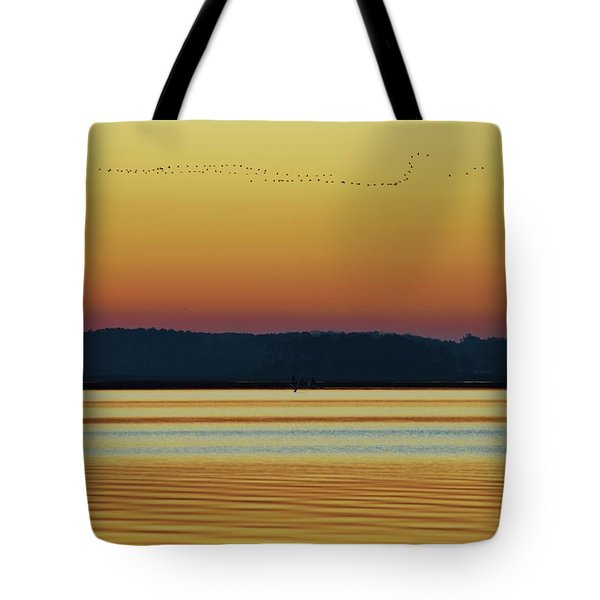Off To Florida Tote Bag