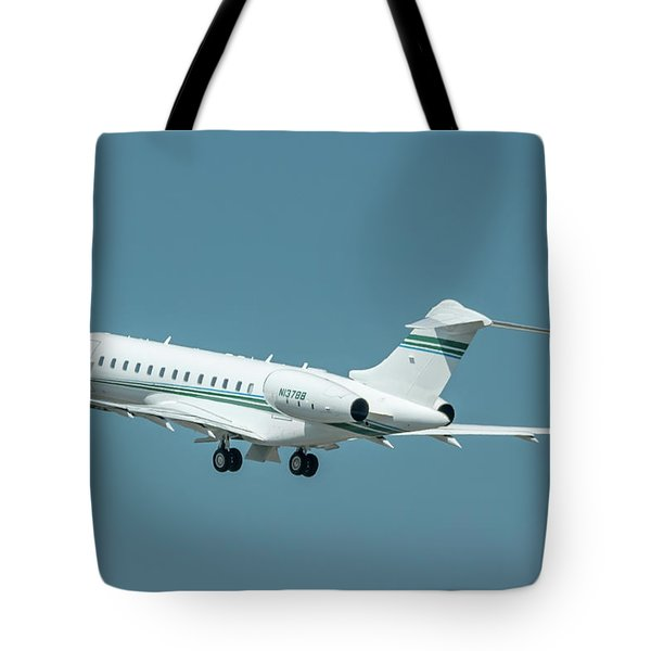 Tote Bag featuring the photograph Off We Go by Guy Whiteley