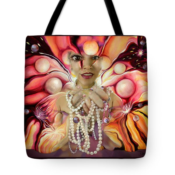 Offerings ... Of A Soul Explosion Tote Bag