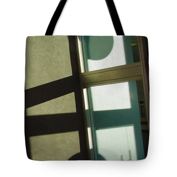 Office Entrance Tote Bag