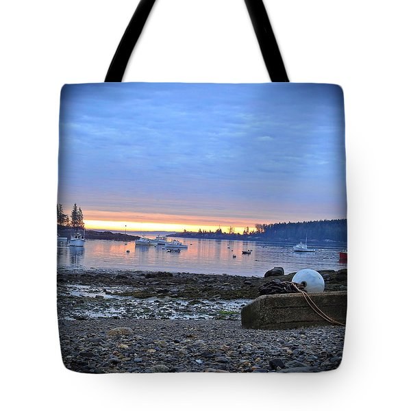 Office Of The Sea Tote Bag