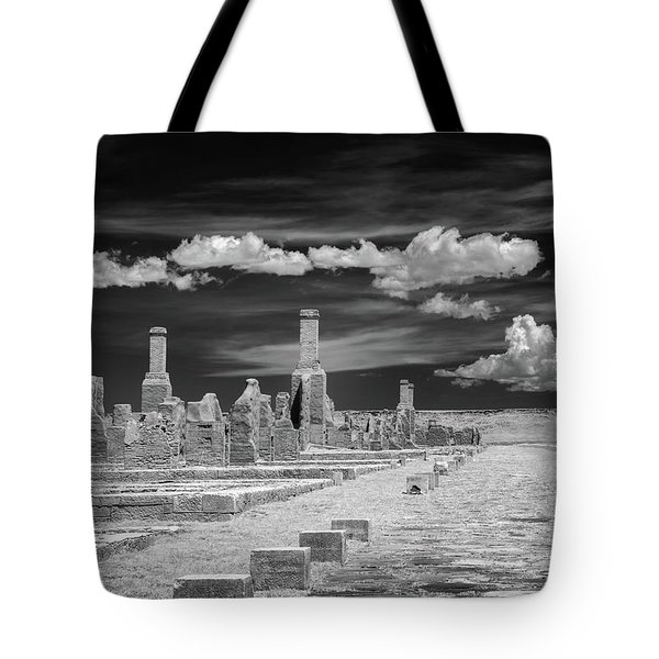 Officers Quarters Tote Bag