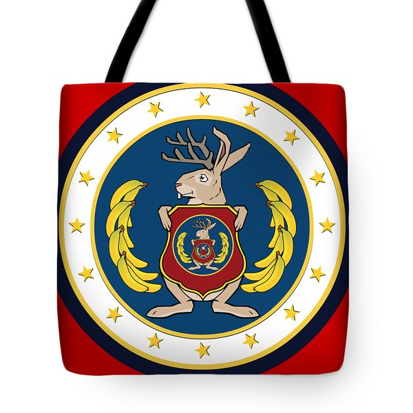 Official Odd Squad Seal Tote Bag