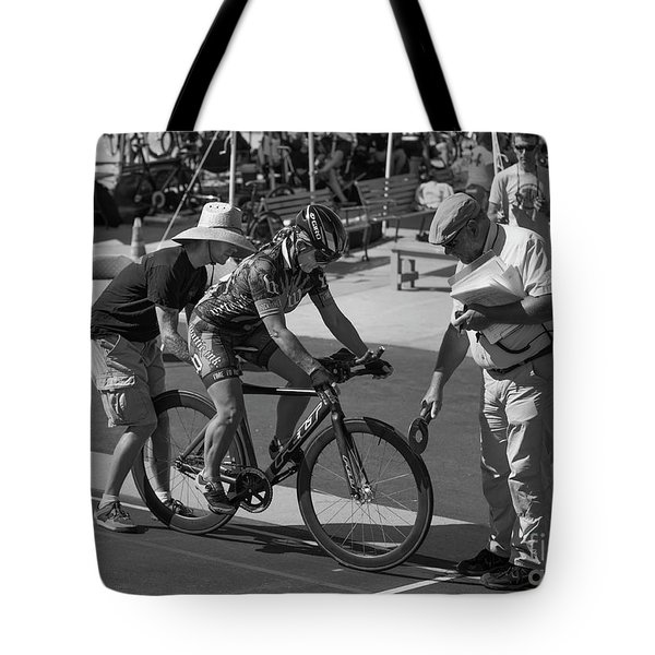 Official Start Tote Bag
