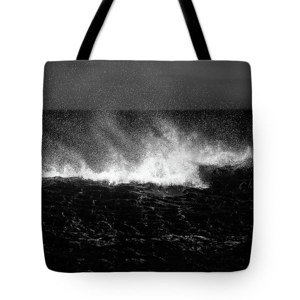 Offshore Tote Bag by Dave Bowman