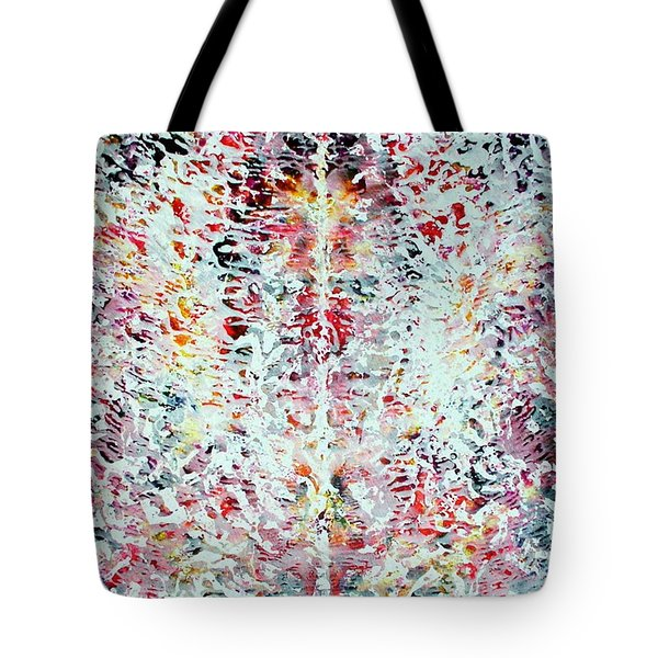 10-offspring While I Was On The Path To Perfection 10 Tote Bag