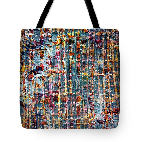 13-offspring While I Was On The Path To Perfection 13 Tote Bag