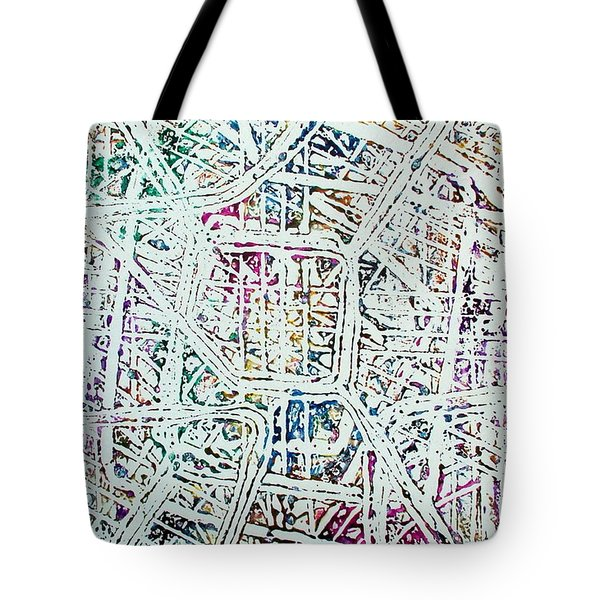 16-offspring While I Was On The Path To Perfection 16 Tote Bag