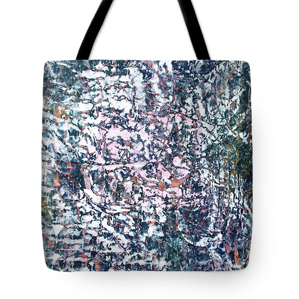 18-offspring While I Was On The Path To Perfection 18 Tote Bag