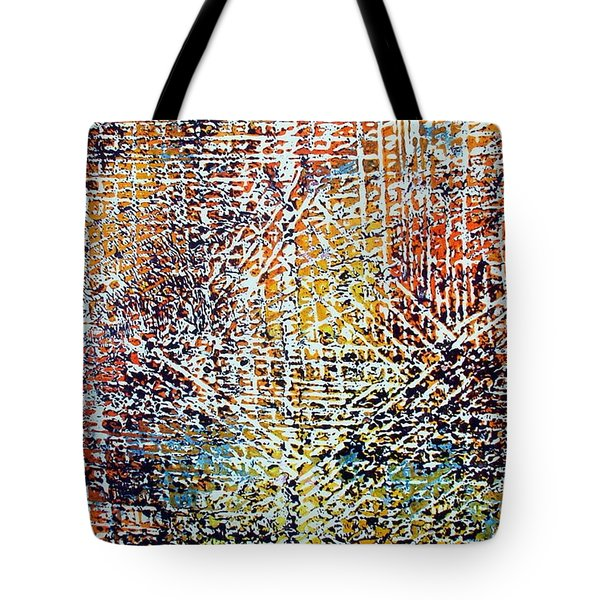 19-offspring While I Was On The Path To Perfection 19 Tote Bag