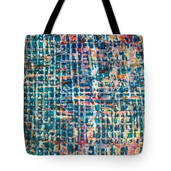 21-offspring While I Was On The Path To Perfection 21 Tote Bag