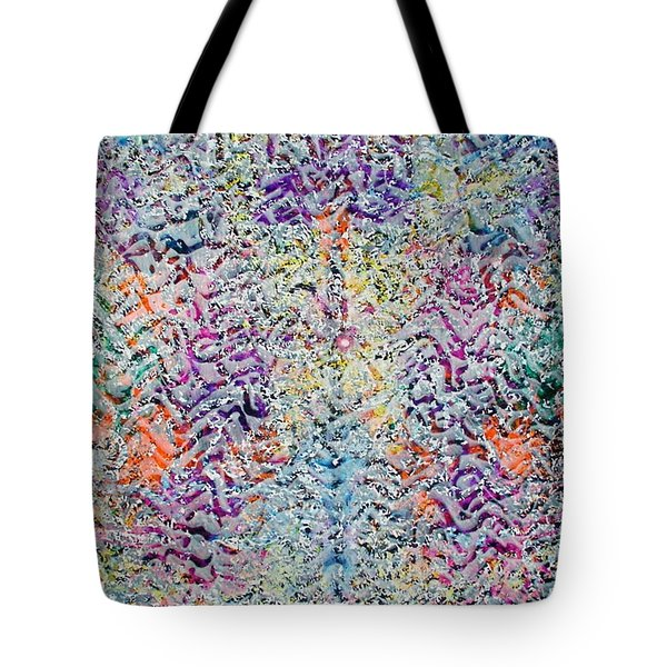 22-offspring While I Was On The Path To Perfection 22 Tote Bag