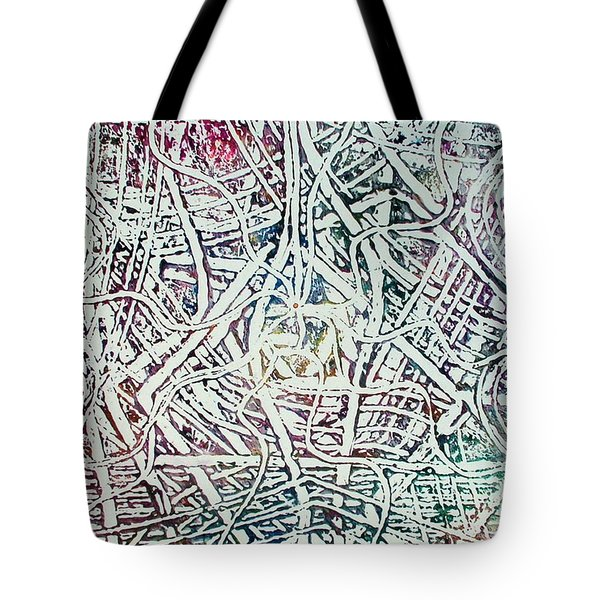 24-offspring While I Was On The Path To Perfection 24 Tote Bag