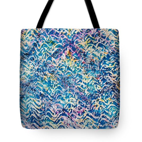 32-offspring While I Was On The Path To Perfection 32 Tote Bag