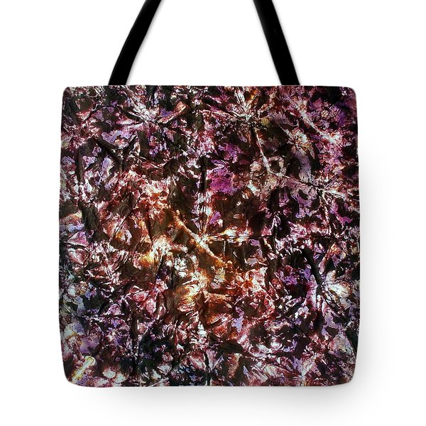 42-offspring While I Was On The Path To Perfection 42 Tote Bag