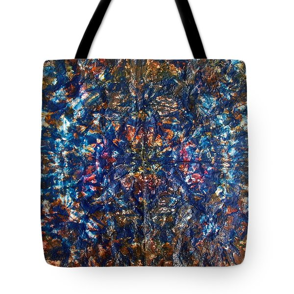 45-offspring While I Was On The Path To Perfection 45 Tote Bag