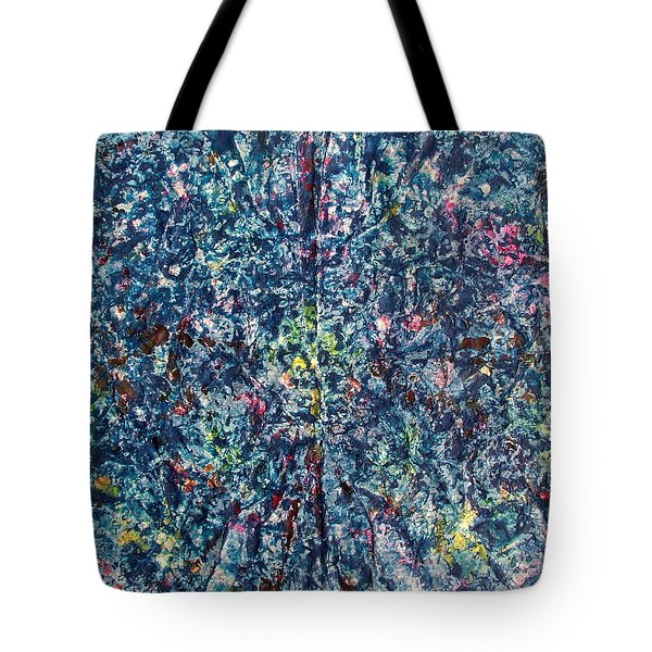 46-offspring While I Was On The Path To Perfection 46 Tote Bag
