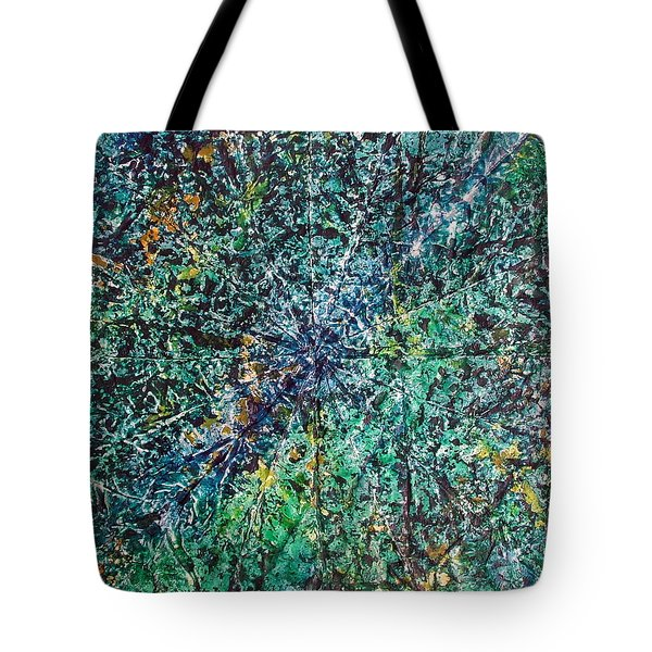 47-offspring While I Was On The Path To Perfection 47 Tote Bag