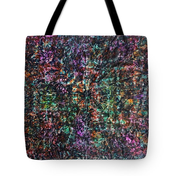 49-offspring While I Was On The Path To Perfection 49 Tote Bag