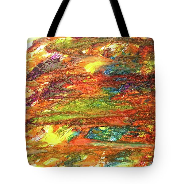 5-offspring While I Was On The Path To Perfection 5 Tote Bag