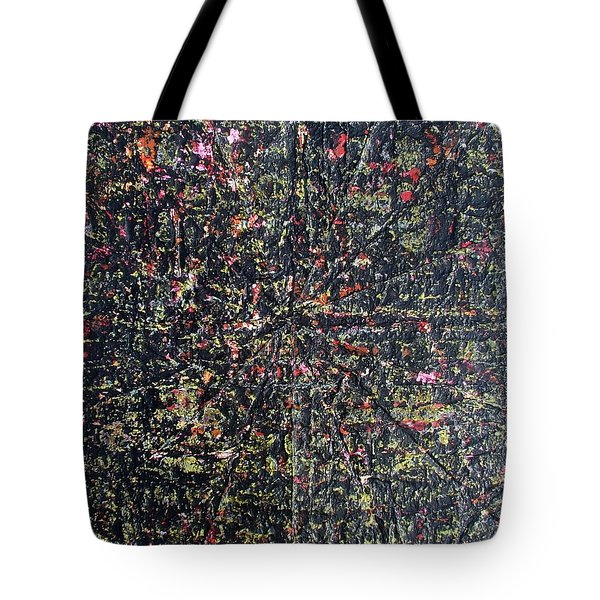 50-offspring While I Was On The Path To Perfection 50 Tote Bag