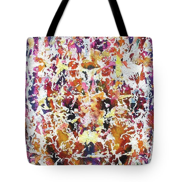 6-offspring While I Was On The Path To Perfection 6 Tote Bag