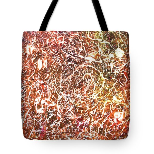 7-offspring While I Was On The Path To Perfection 7 Tote Bag