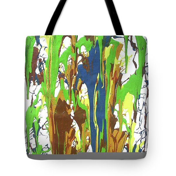 9-offspring While I Was On The Path To Perfection 9 Tote Bag