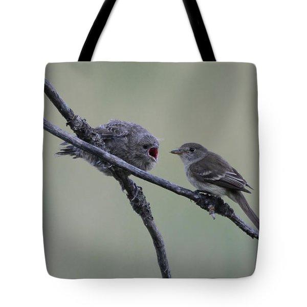 Offspring Tote Bag