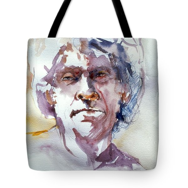 Ogden Head Study 1 Tote Bag