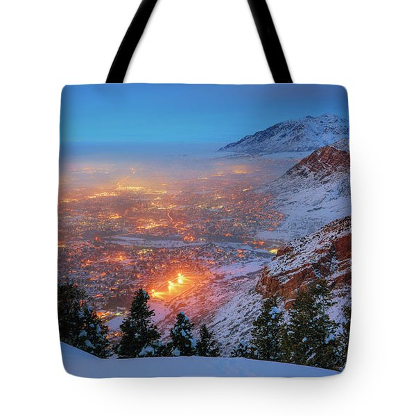 Ogden Twilight Tote Bag