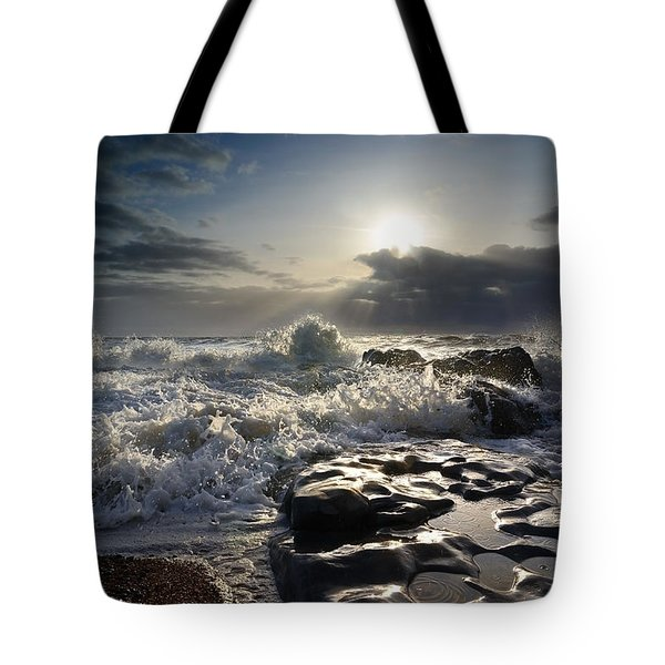 Ogmore By Sea Tote Bag