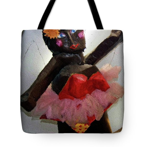 Oh Baby Tote Bag by Debbi Granruth