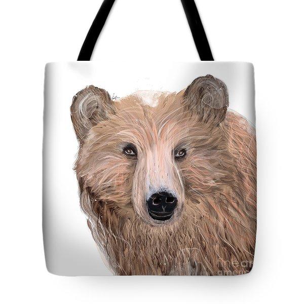 Oh Bear Tote Bag