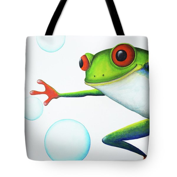 Oh Bubbles Tote Bag